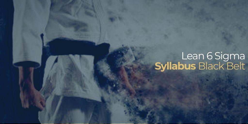 Syllabus Black Belt
