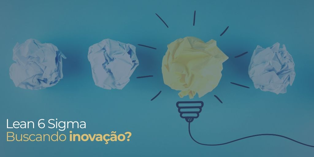 inovação com Six Sigma