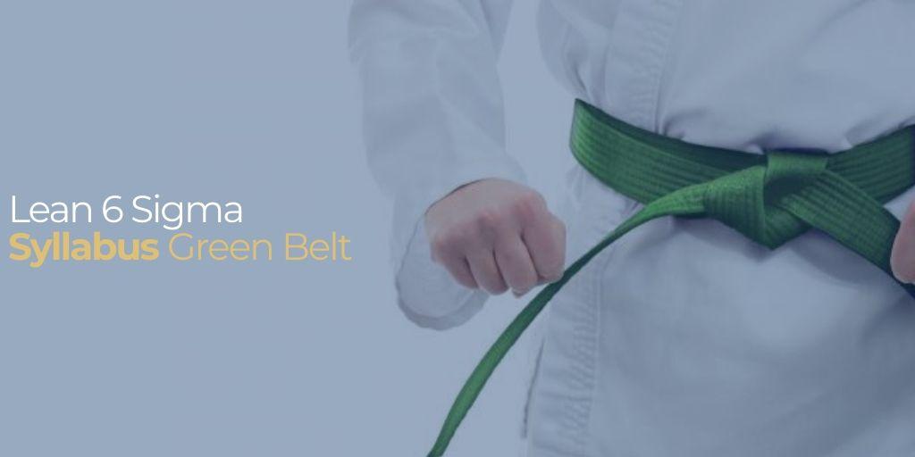 Syllabus Green Belt